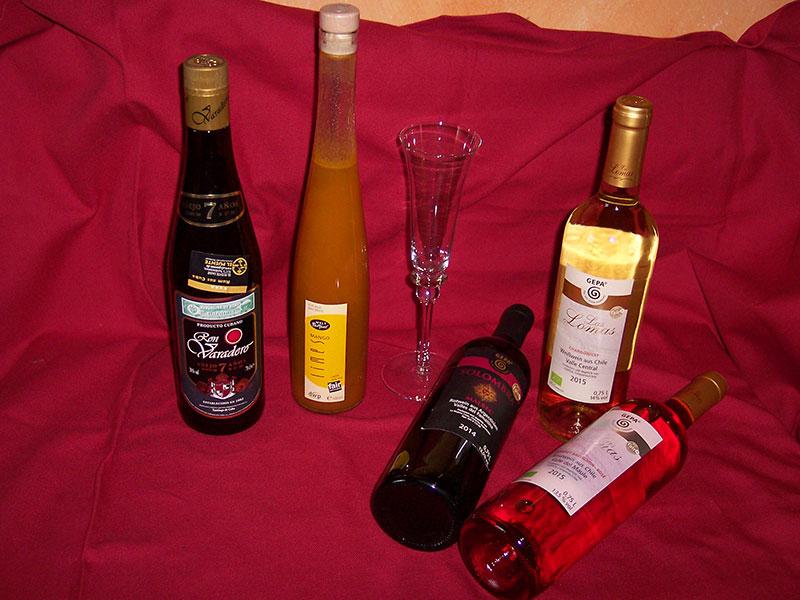 Eine Welt Laden Weißwasser • Ladenrundgang • Getränke